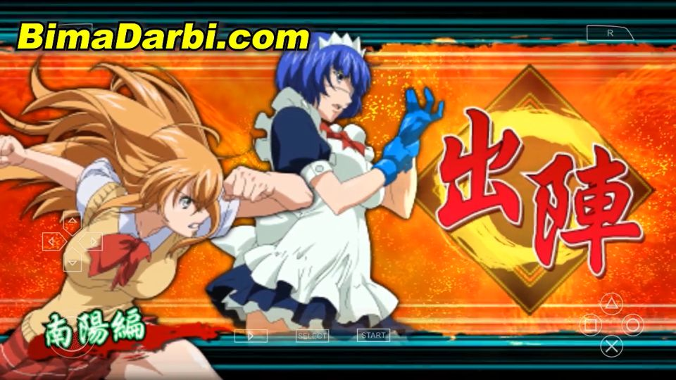Ikki Tousen: Xross Impact | PPSSPP Android | Best Setting For Android #2