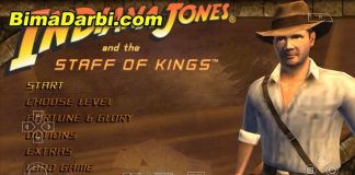 Indiana Jones and the Staff of Kings | PPSSPP Android | Best Setting For Android #1