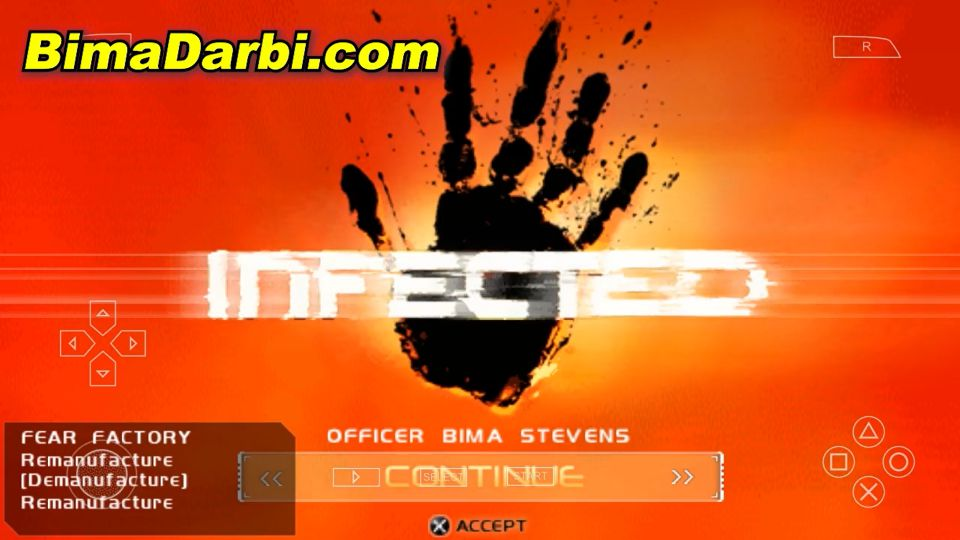 Infected | PPSSPP Android | Best Setting For Android #1