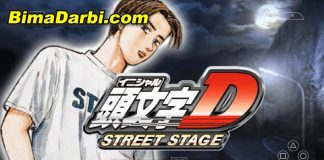 Initial D: Street Stage | PPSSPP Android | Best Setting For Android #1