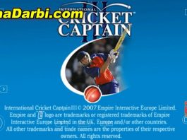 International Cricket Captain III | PPSSPP Android | Best Setting For Android #1