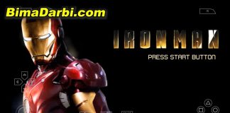 Iron Man | PPSSPP Android | Best Setting For Android #1