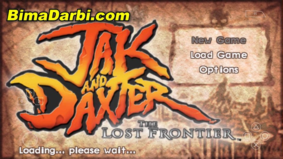 Jak and Daxter: The Lost Frontier | PPSSPP Android | Best Setting For Android #1