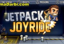 Jetpack Joyride | PPSSPP Android | Best Setting For Android #1