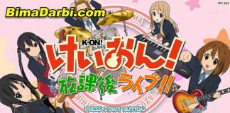 K-On Houkago Live!! | PPSSPP Android | Best Setting For Android #1