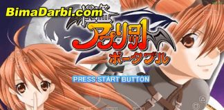 Kaitou Apricot Portable | PPSSPP Android | Best Setting For Android #1