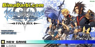 Kingdom Hearts: Birth by Sleep Final Mix [English] | PPSSPP Android | Best Setting For Android #1