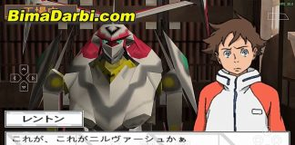 Koukyou Shihen Eureka Seven | PPSSPP Android | Best Setting For Android #2