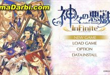 Kamigami no Asobi: InFinite | PPSSPP Android | Best Setting For Android #1
