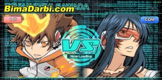 Katekyoo Hitman Reborn! Battle Arena 2 | PPSSPP Android | Best Setting For Android #2