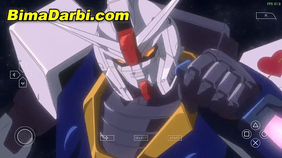 Kidou Senshi Gundam: Shin Gihren no Yabou | PPSSPP Android | Best Setting For Android #2