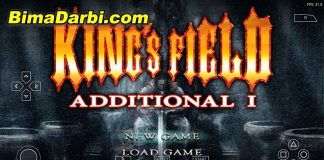 King's Field: Additional I | PPSSPP Android | Best Setting For Android #1