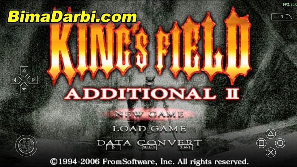 King's Field: Additional II | PPSSPP Android | Best Setting For Android #1