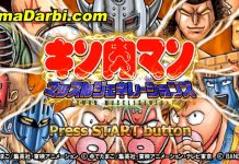 Kinnikuman: Muscle Generations | PPSSPP Android | Best Setting For Android #1