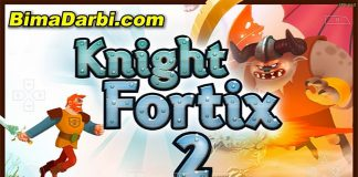 Knight Fortix 2 | PPSSPP Android | Best Setting For Android #1